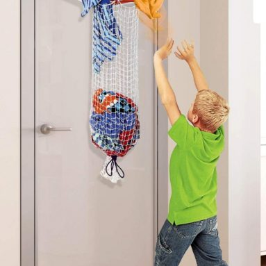 Bundaloo Basketball Laundry Hamper