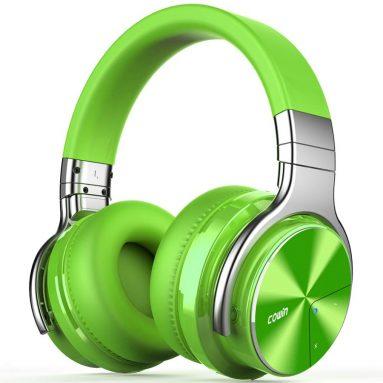 COWIN E7 Pro Active Noise Cancelling Headphones Bluetooth Headphones