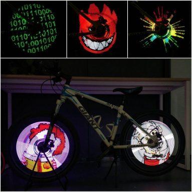 CYCPLUS Bike Spoke Lights