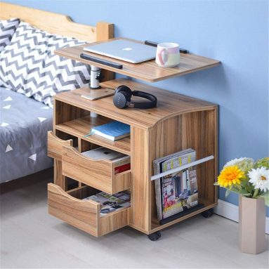 Cabinet Nightstand Sofa Table Adjustable