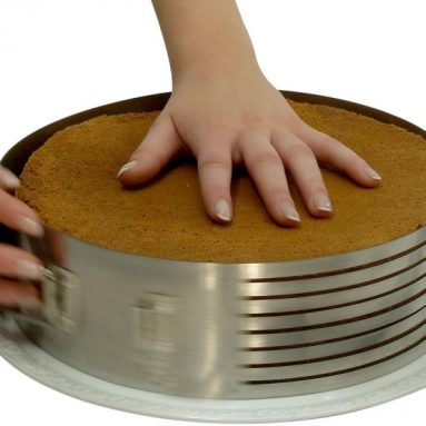 Cake Slicing Torte Layer Ring