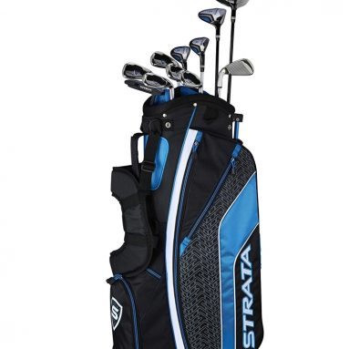Callaway 2019 Men's Strata Ultimate Complete Golf Set (16 Piece)