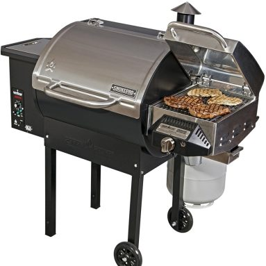 Camp Chef SmokePro Pellet Grill With Sear Box