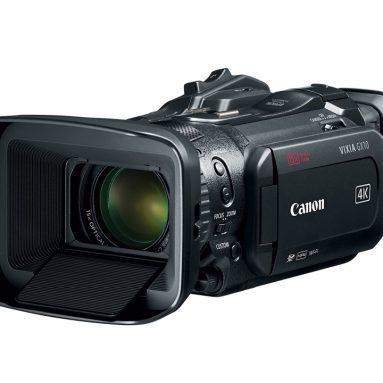Canon VIXIA GX10 4K Camcorder