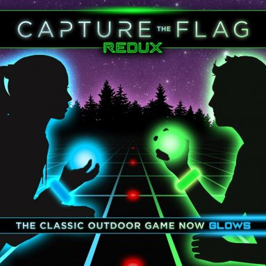 Capture the Flag REDUX – a Nighttime Outdoor Game