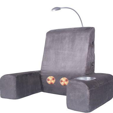 Carepeutic Backrest Lounger with Heated Shiatsu Massage