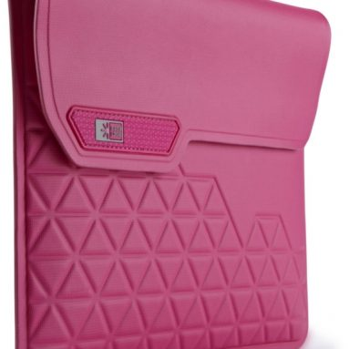 Pink Sleeve for iPad 2/3