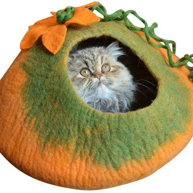 Cat Cave Bed