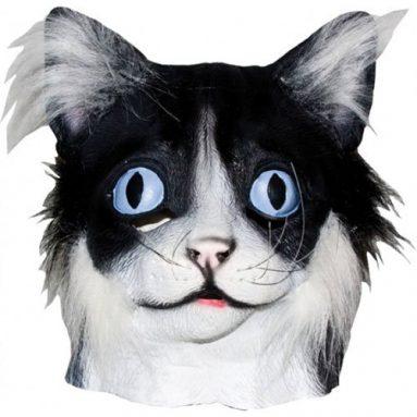 Cat Latex Mask