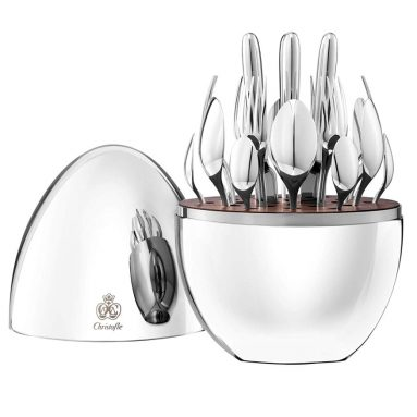 Christofle Mood Silver-Plated 25 Piece Service