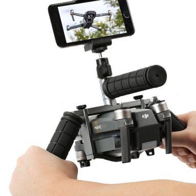 Metal Handheld Gimbal Camera Stabilizer Bracket Kit for DJI Mavic Pro and Platinum Version Drone Accessories