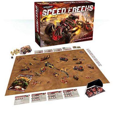 Citadel Warhammer 40,000: Speed Freeks