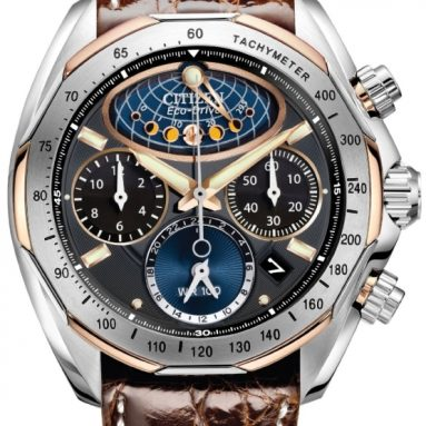 Citizen Men's  Flyback Chronograph Watch