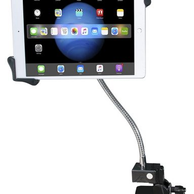 Clamp stand for 7-13″ Tablets