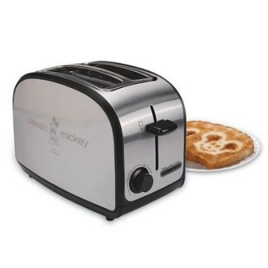Classic Mickey 2-Slice Toaster