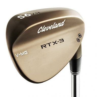 Cleveland Golf Men's RTX-3 VMG (Mid Bounce) Tour Wedge
