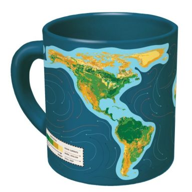 Climate Change Disappearing Coffee Mug