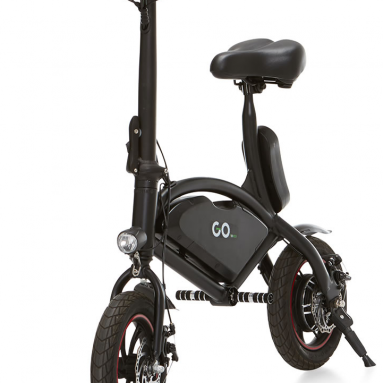 The 15 MPH Electric Riding Scooter