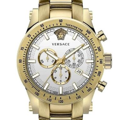 Versace Sporty Montre Hommes Chronographe