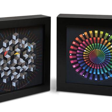 The Modern Art Museum Clock