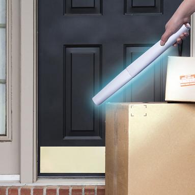 The Portable Sanitizing UV Wand