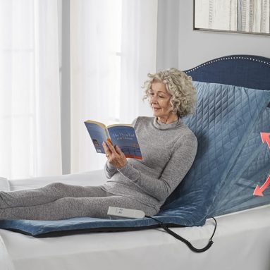The Powered Incline Mattress Topper