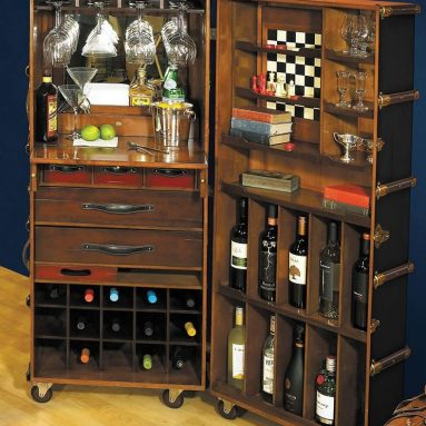 The Belle Epoque Stateroom Bar