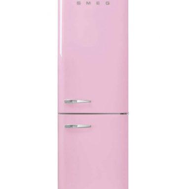 Smeg Pink Refrigerator