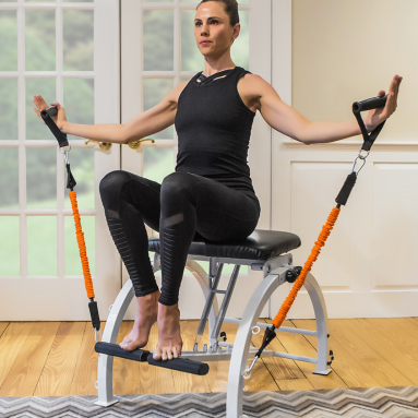 The Complete Pilates Home Gym