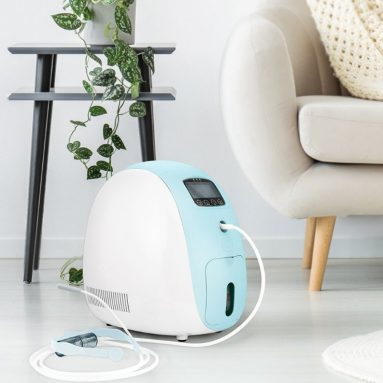 The At Home Adjustable Oxygen Bar