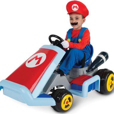 The Motorized Ride On Mario Kart