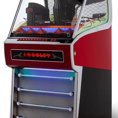 The Full Size LP Playing Jukebox