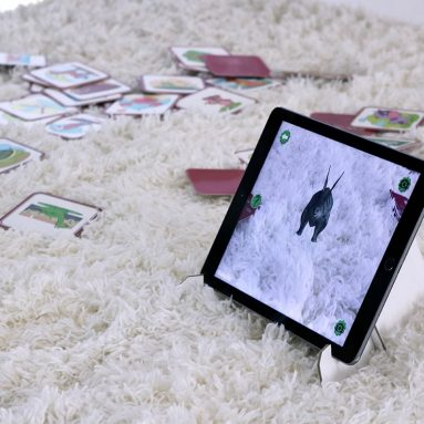 The Virtual Reality Interactive Animal Flash Cards