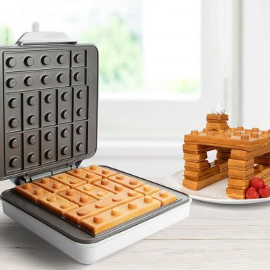 The Building Block Waffle Maker