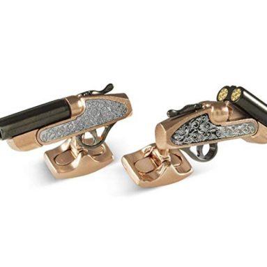 Shotgun Cufflinks