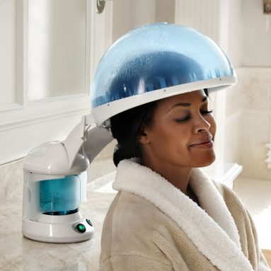 The Ionic Hair Moisturizing Steamer