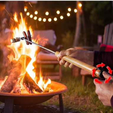 The Superior Campfire Roasting Skewer