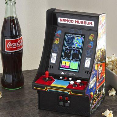 The Classic 20 Game Mini Arcade