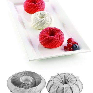 Silikomart 3D Baking Mould Silicone