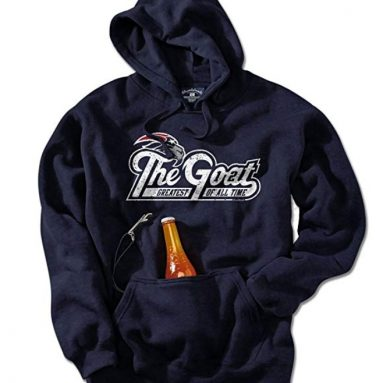 The Goat Tailgater Hoodie