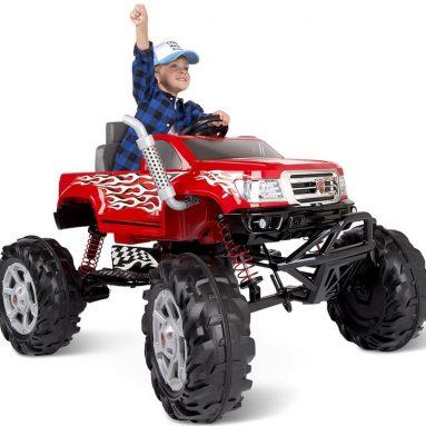 The Children's Ride On Monster Truck