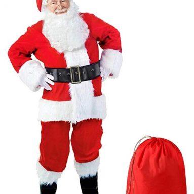 Santa Suit Set