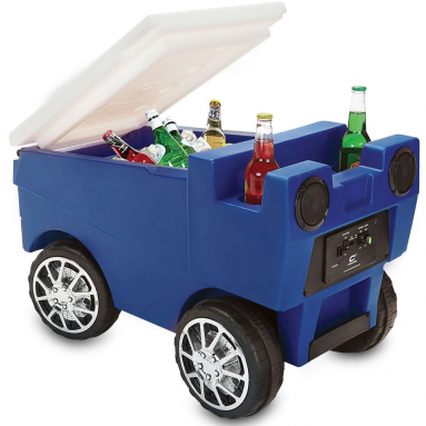 The NY Rangers RC Zamboni Cooler