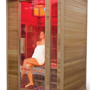 The Luxury Infrared Sauna