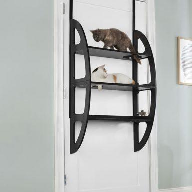 The Over The Door Cat Platform