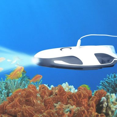 The Undersea Video Drone