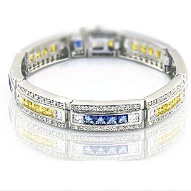 Men's Sterling Silver .925 Bracelet