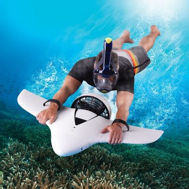 The Underwater Scooter