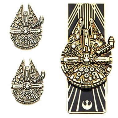 Star Wars Jewelry Cufflinks Set