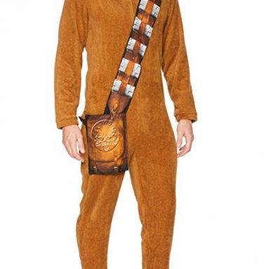 Star Wars Men's Chewbacca Union Suit